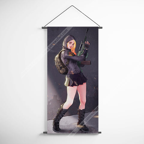 PUBG 22 Playerunknowns Battlegrounds Decorative Banner Flag for Gamers