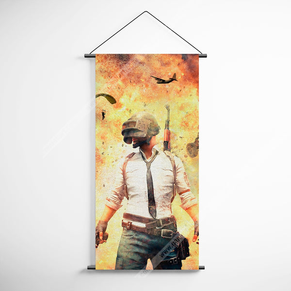 PUBG 35 Playerunknowns Battlegrounds Decorative Banner Flag for Gamers