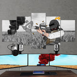PUBG PlayerUnknown's Battlegrounds 36 - 5 Piece Canvas Wall Art Gaming Canvas