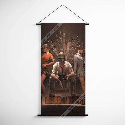 PUBG 47 Playerunknowns Battlegrounds Decorative Banner Flag for Gamers