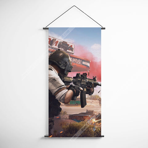 PUBG 49 Playerunknowns Battlegrounds Decorative Banner Flag for Gamers