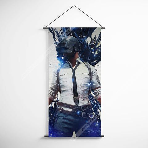 PUBG 58 Playerunknowns Battlegrounds Decorative Banner Flag for Gamers