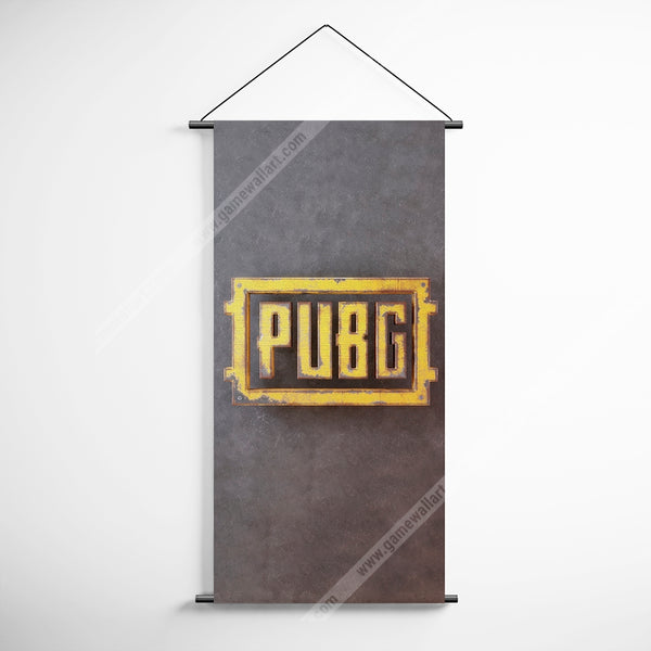 PUBG 59 Playerunknowns Battlegrounds Logo Decorative Banner Flag for Gamers