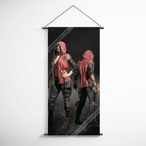 PUBG 68-1 Playerunknowns Battlegrounds - PGI Skins Decorative Banner Flag for Gamers