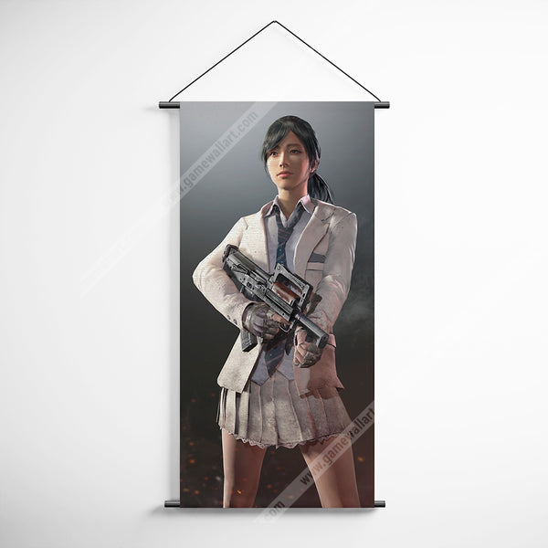 PUBG 76 Playerunknowns Battlegrounds Decorative Banner Flag for Gamers