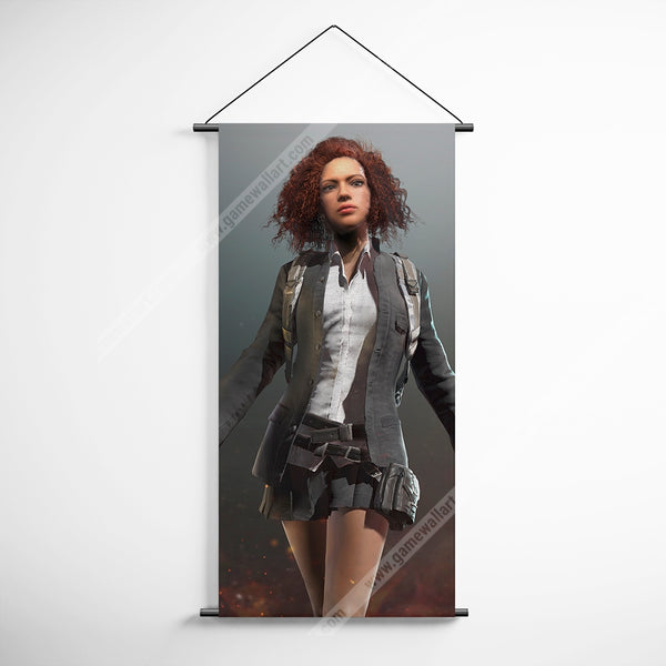 PUBG 77 Playerunknowns Battlegrounds Decorative Banner Flag for Gamers