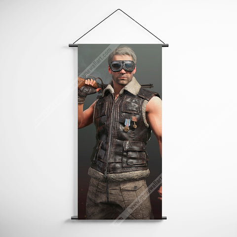PUBG 83 Playerunknowns Battlegrounds Decorative Banner Flag for Gamers