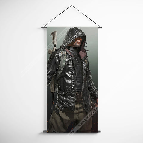 PUBG 85 Playerunknowns Battlegrounds - Desperado Decorative Banner Flag for Gamers