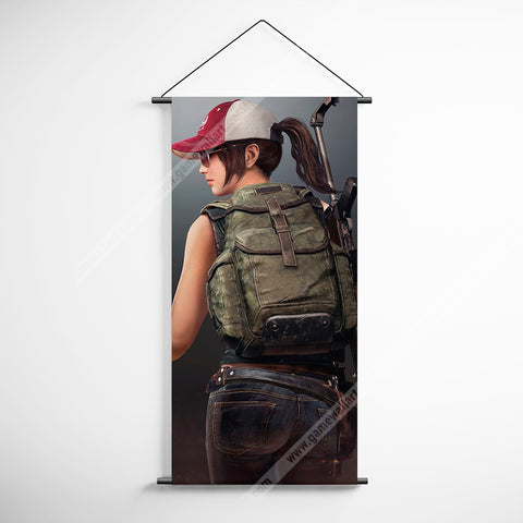 PUBG 87 Playerunknowns Battlegrounds Decorative Banner Flag for Gamers