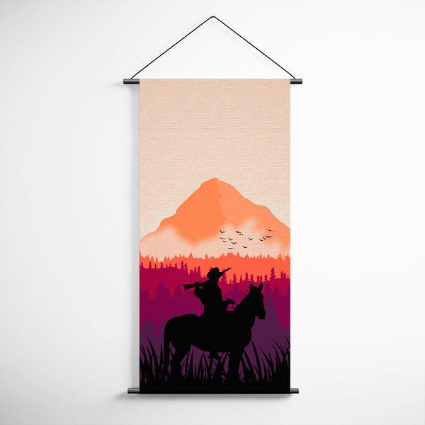 Red Dead Redemption Banner - Decorative Flag for Gamers BFRDR007