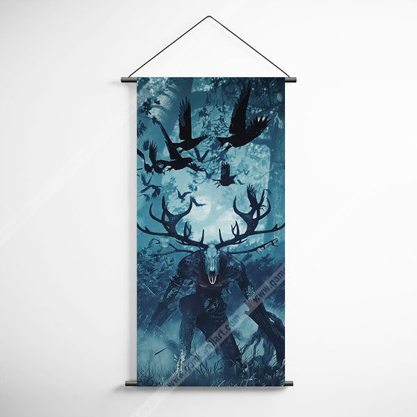 The Witcher 29 Decorative Banner Flag for Gamers