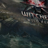 The Witcher 30 - 5 Piece Canvas Wall Art Gaming Canvas