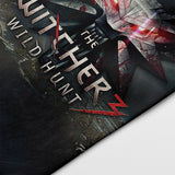 The Witcher 30 Wild Hunt Decorative Banner Flag for Gamers