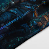 The Witcher 46 Geralt Decorative Banner Flag for Gamers