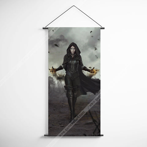 The Witcher 55 Decorative Banner Flag for Gamers
