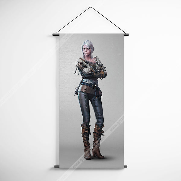 The Witcher 56 Decorative Banner Flag for Gamers
