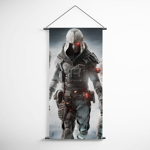 Tom Clancy's 15 Ghost Recon Phantom Decorative Banner Flag for Gamers