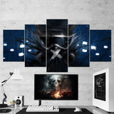 Tom Clancy's Rainbow Six Siege Mute 20 - 5 Piece Canvas Wall Art Gaming Canvas