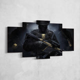 Tom Clancy's Rainbow Six Siege 23 - 5 Piece Canvas Wall Art Gaming Canvas