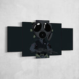 Tom Clancy's Rainbow Six Siege Thatcher 24 - 5 Piece Canvas Wall Art Gaming Canvas