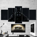 Tom Clancy's Ghost Recon Wildlands 27 - 5 Piece Canvas Wall Art Gaming Canvas