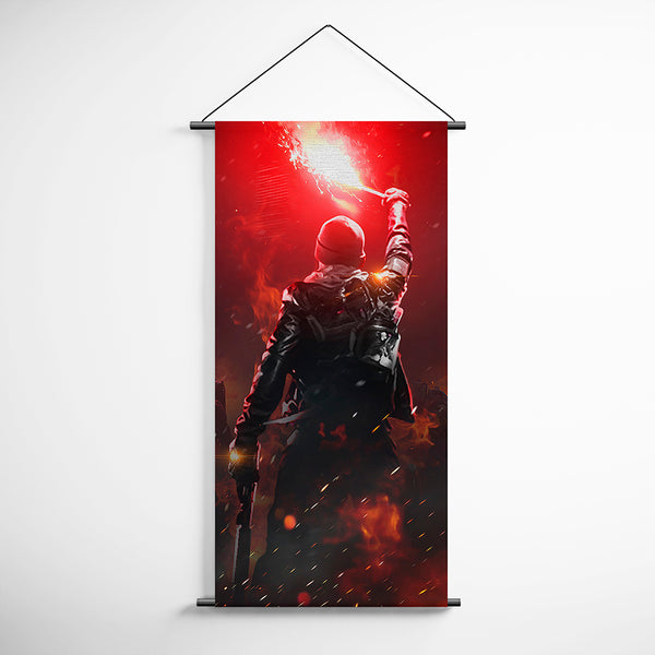 Tom Clancy's 29 The Division Decorative Banner Flag for Gamers