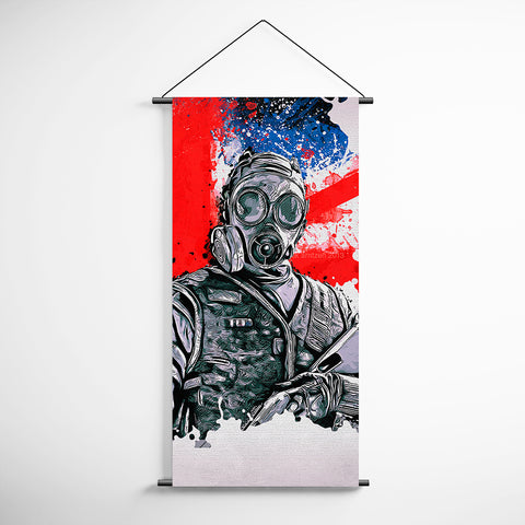 Tom Clancy's 48 Thatcher Decorative Banner Flag for Gamers