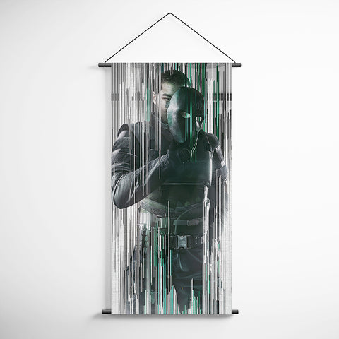 Tom Clancy's 75 Rainbow Six Siege Vigil Decorative Banner Flag for Gamers