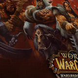 WOW - World of Warcraft 56 Warlords Of Draenor 5 Piece Canvas Wall Art Gaming Canvas