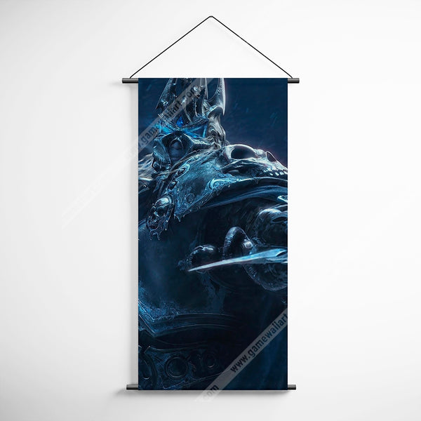 WOW - World of Warcraft 08 Lich King Decorative Banner Flag for Gamers
