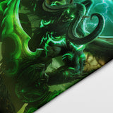 WOW - World of Warcraft 10 Illidan Stormrage Decorative Banner Flag for Gamers