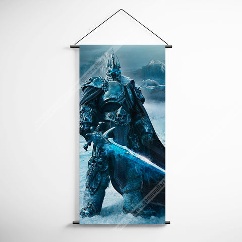 WOW - World of Warcraft 28 Lich King Decorative Banner Flag for Gamers