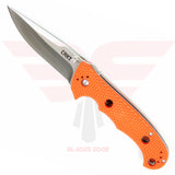 Hammond Cruiser Orange Zytel Handle and 8Cr14MoV Blade Steel