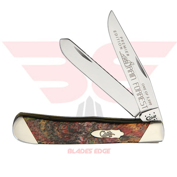 Case Trapper Special Edition RainForest with Tru Sharp Blade