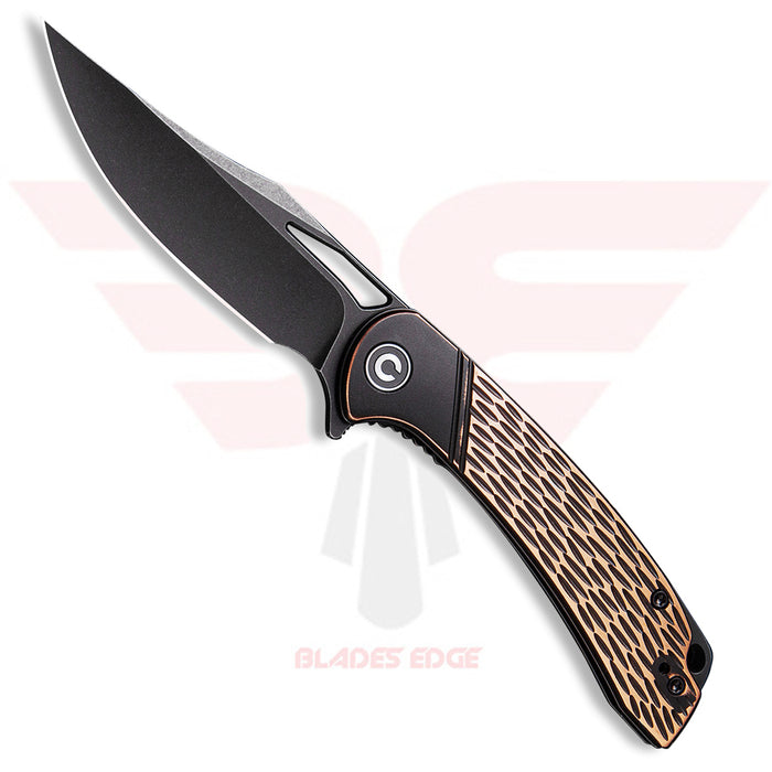 CIVIVI DOGMA-POCKET KNIFE-C2005F-COPPER