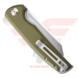 Civivi Brigand-909A-Green-Pocket Knife