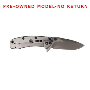 Kershaw-Cryo-Gray-1556Ti-PreOwned