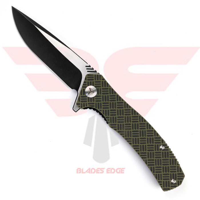 WE Knife Co. BLITZ 711B | Pocket Knife | Manual Flipper