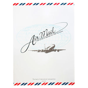 Airmail Letter Pad - Lined