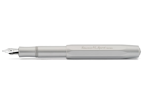 Kaweco Al Sport Fountain Pen - Silver Barrel