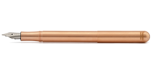 Kaweco Liliput Fountain Pen - Copper Barrel