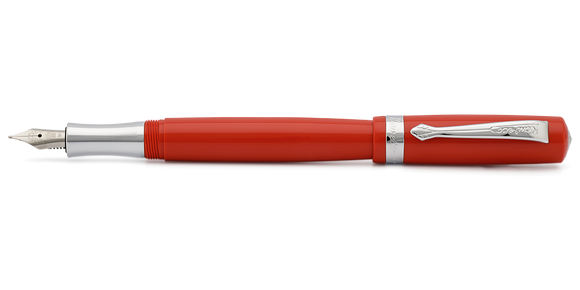 Kaweco STUDENT Fountain Pen - Red Barrel