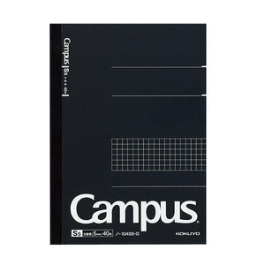 Kokuyo Campus A5 Notebook, 5 mm Grid