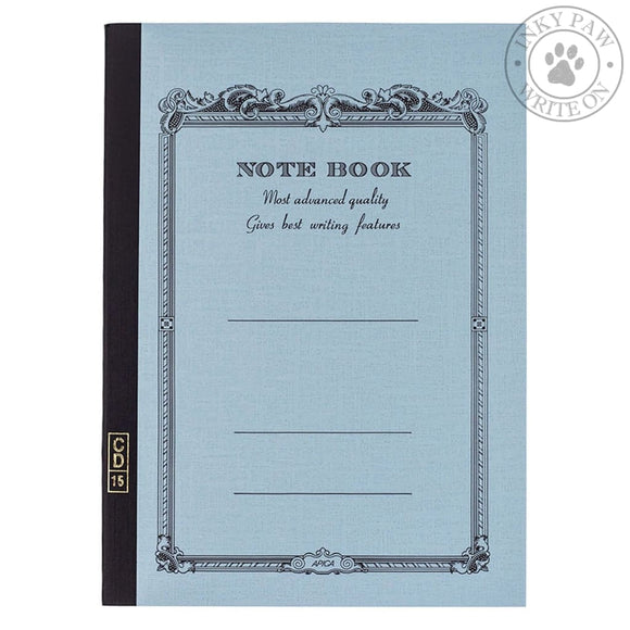 Apica Cd-15 Notebook B5 - Light Blue Ruled Paper
