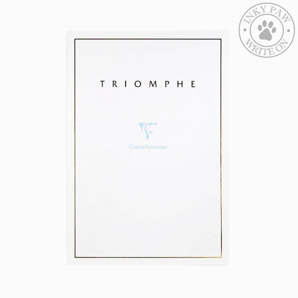 Clairefontaine Triomphe Writing Pad - A4 Plain Paper