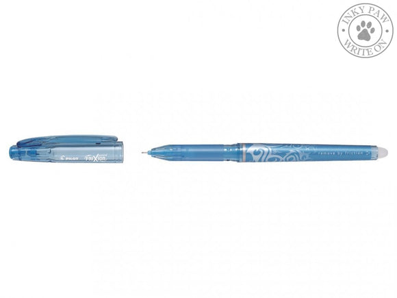 FriXion Point 0.5mm Erasable Gel Pen - Light Blue Ink