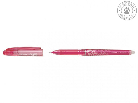 FriXion Point 0.5mm Erasable Gel Pen - Pink Ink