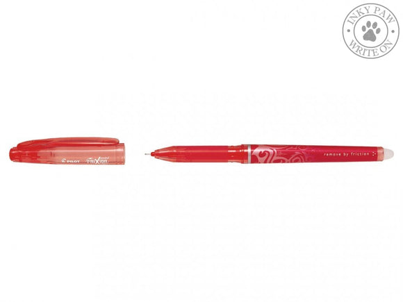 FriXion Point 0.5mm Erasable Gel Pen - Red Ink