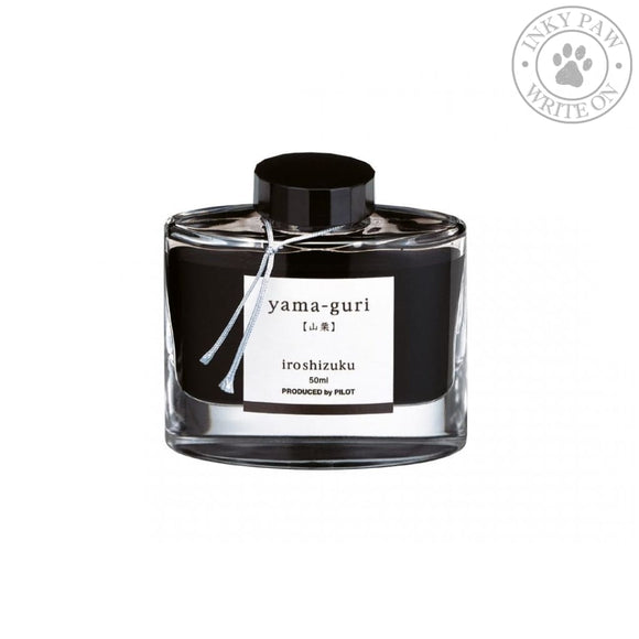 Iroshizuku 50Ml Ink Bottle - Yama-Guri (Wild Chestnut) Inks