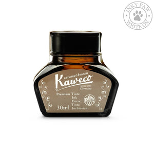 Kaweco 30Ml Bottled Ink - Caramel Brown Inks